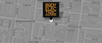 body_electric_dance_studios_map
