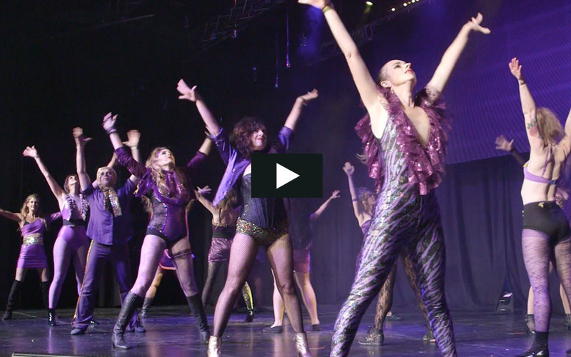 Prince Medley_LETS DANCE 2016