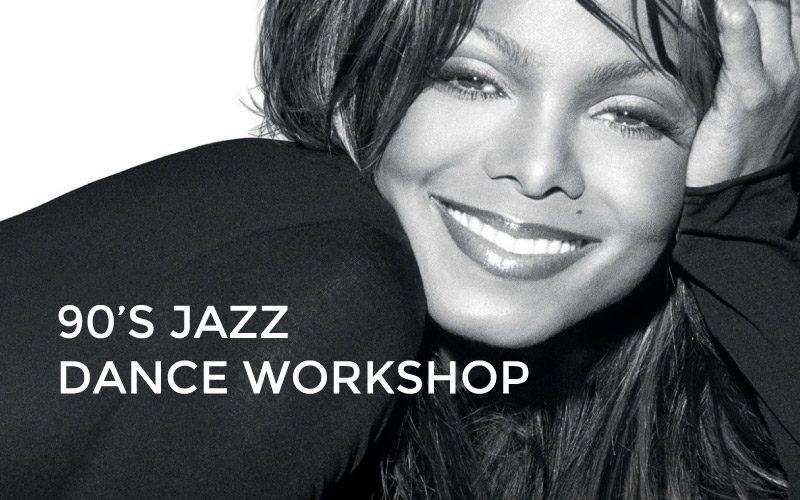 90s Jazz Workshop – Feb 8th