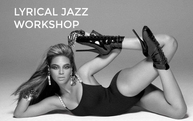 LYRICAL JAZZ Workshop – with BRAD INNESS
