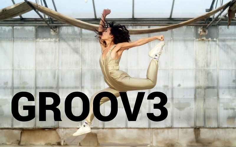 **please note: GROOV3 will be taking a short break but will be back again – streaming from our dance studio – as soon as restrictions are lifted. Hopefully not too far away.. stay tuned! :)