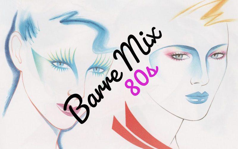 BARRE MIX 80s- Workshop Jan 18th