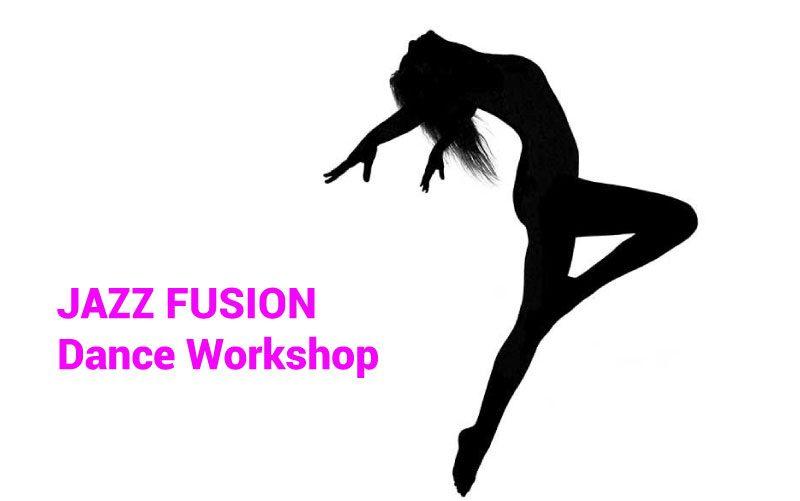 JAZZ FUSION Dance Workshop 3rd July