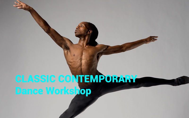 CLASSIC CONTEMPORARY Dance Workshop 28th June