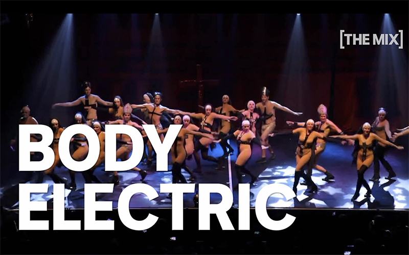 Body Electric – ABC-THE MIX