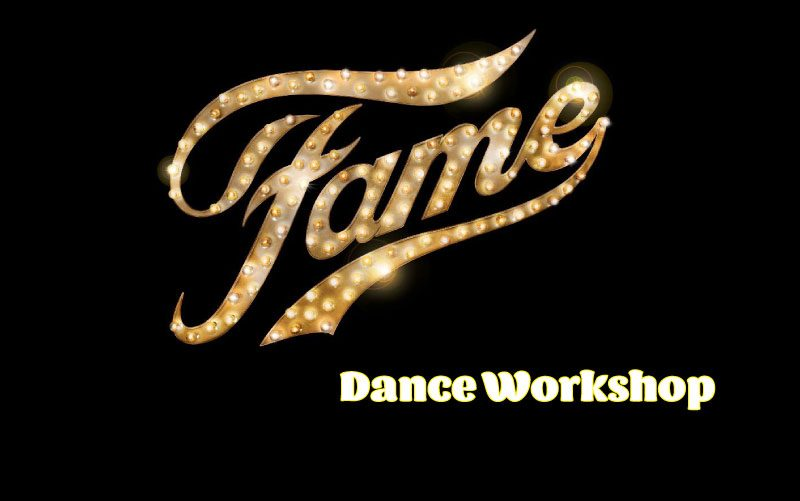 FAME – Dance Workshop Oct 4th