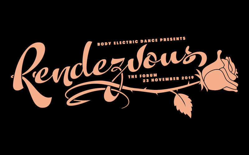 GET TICKETS – RENDEZVOUS – Saturday November  23rd – The Forum Theatre
