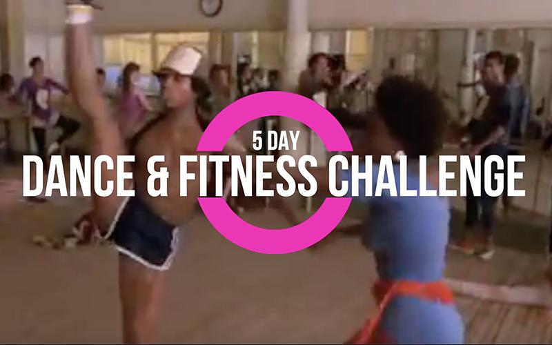 5 Day Challenge