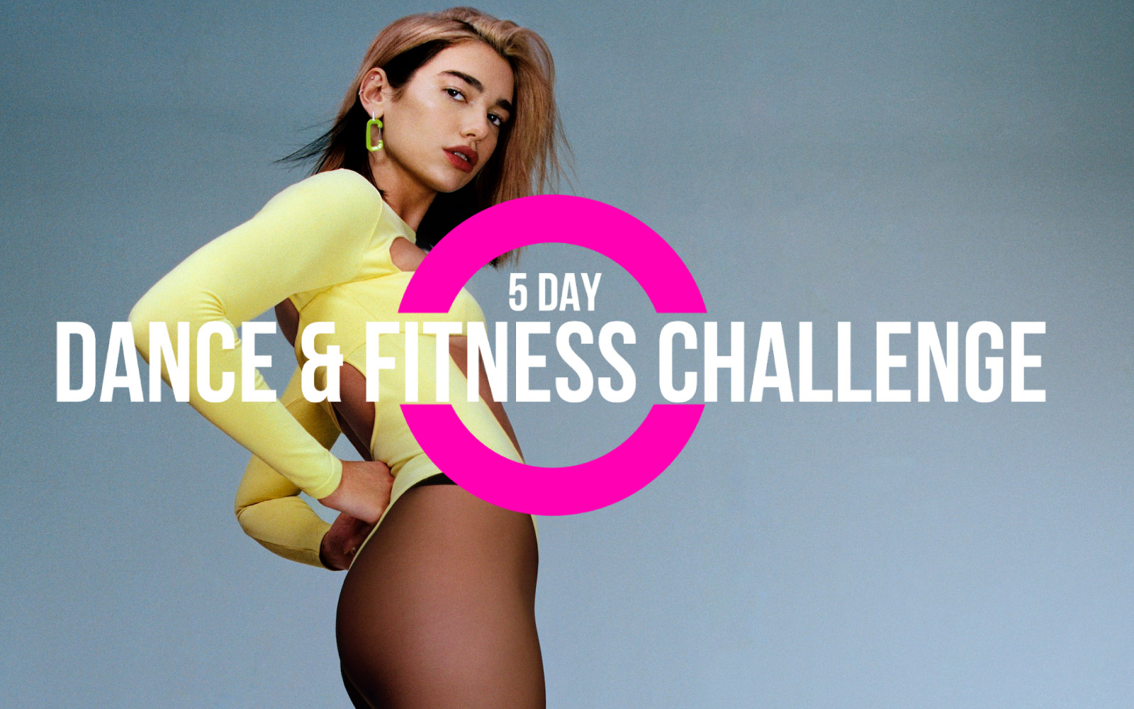 5 day DANCE & FITNESS CHALLENGE
