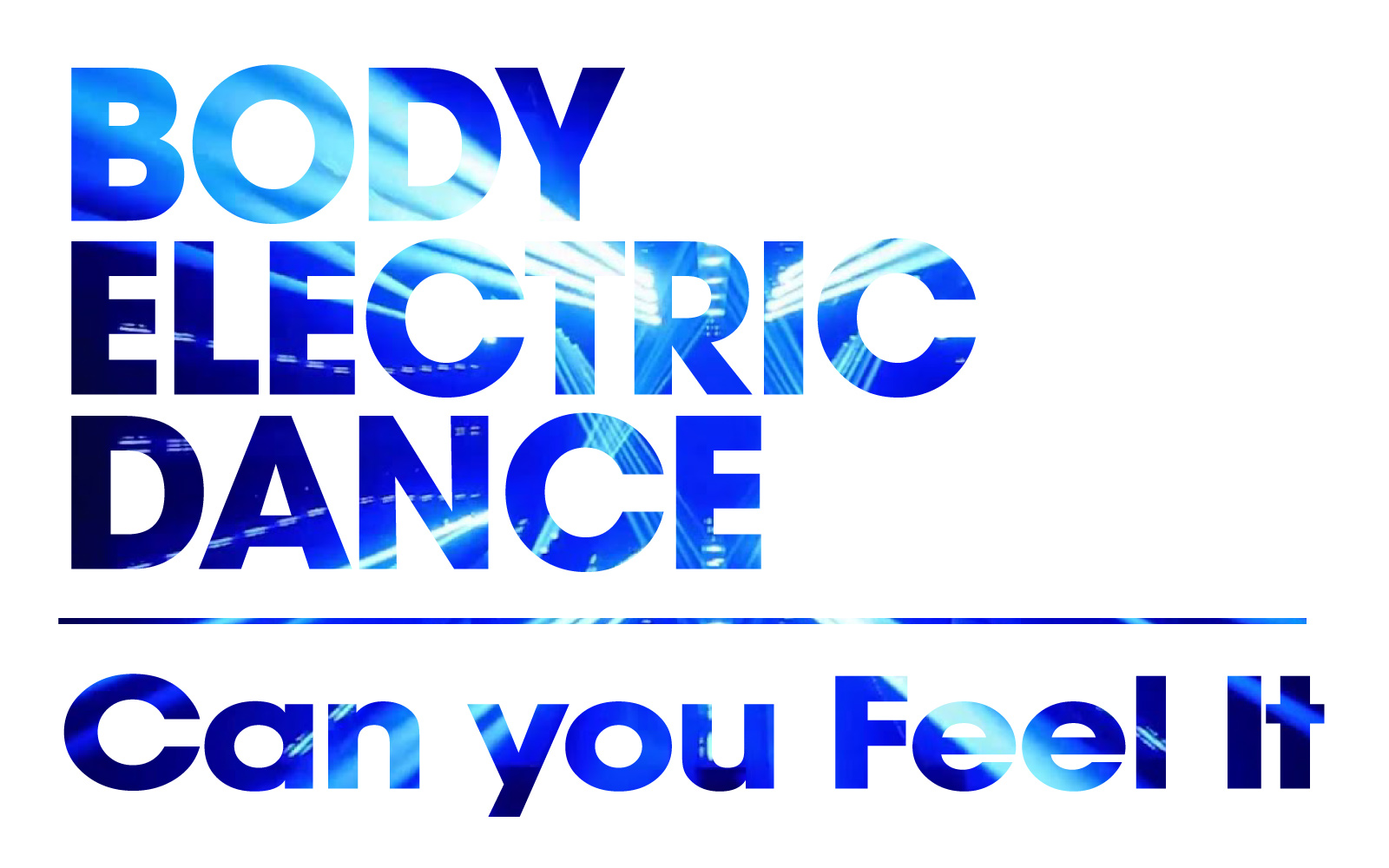 Body Electric Dance Performance Class